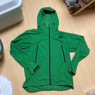 THE NORTH FACE - the north face ナイロンジャケット XL