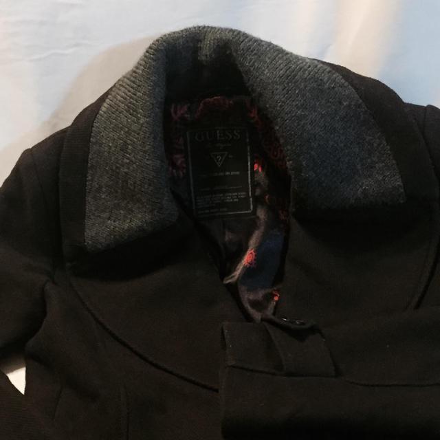 GUESS(ゲス)のGUESS ブラウンジャケット! レディースのジャケット/アウター(テーラードジャケット)の商品写真