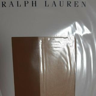 ラルフローレン(Ralph Lauren)のRALPH LAUREN ベージュ ストッキング (タイツ/ストッキング)