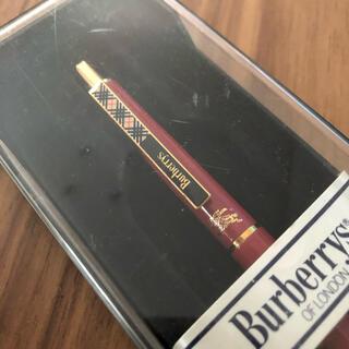 BURBERRY - バーバリー ボールペン burberry