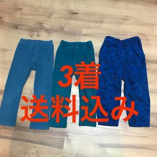 アカチャンホンポ(アカチャンホンポ)のサイズ95-100 長ズボン 3着まとめて(パンツ/スパッツ)