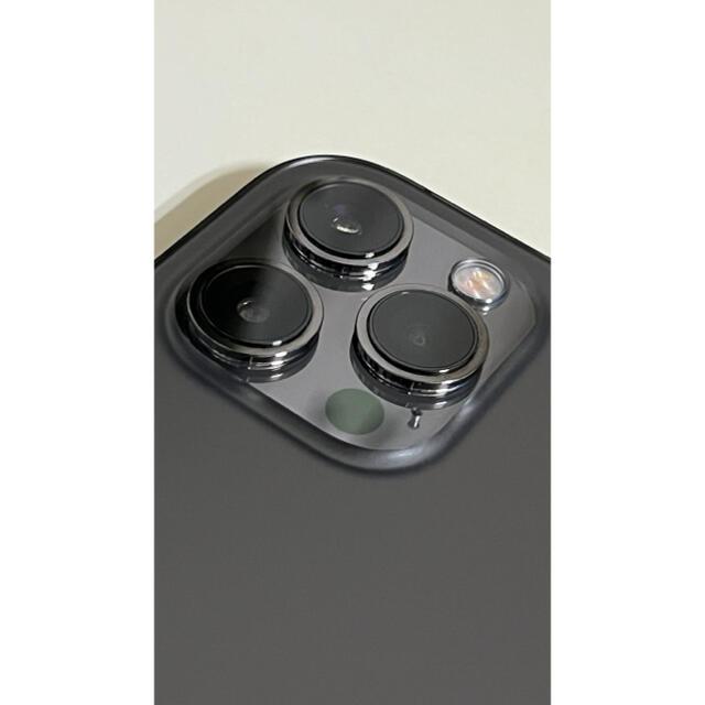 Apple(アップル)のiPhone12 Pro Max 256GB SIMフリー グラファイト 本体 スマホ/家電/カメラのスマートフォン/携帯電話(スマートフォン本体)の商品写真