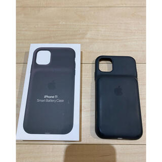 Apple - iPhone11 smart battery case