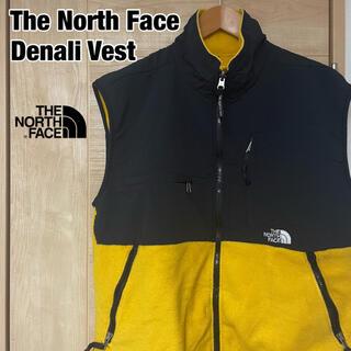 ザノースフェイス(THE NORTH FACE)のThe North Face denali vest  デナリ フリース(その他)
