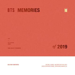 防弾少年団(BTS) - DVD BTS Memories of 2019 防弾少年団