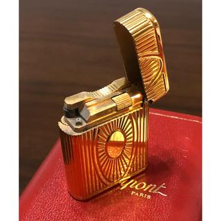 S.T. Dupont - デュポン スブレニ ライター ゴールド