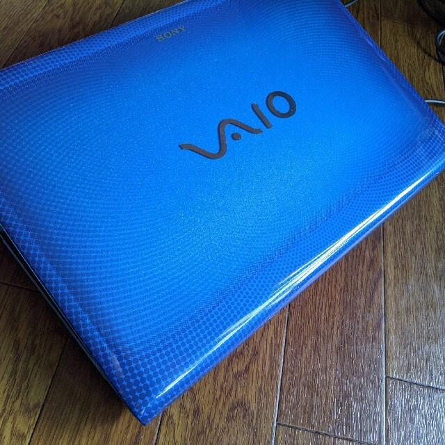 VAIO(バイオ)のSONY VAIO PCG-71311N ノートパソコン スマホ/家電/カメラのPC/タブレット(ノートPC)の商品写真