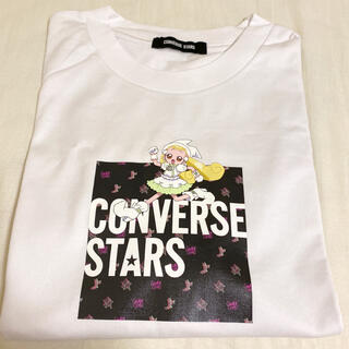 CONVERSE - コンバーストウキョウ おジャ魔女どれみ コラボ 新品 Tシャツ はなちゃん