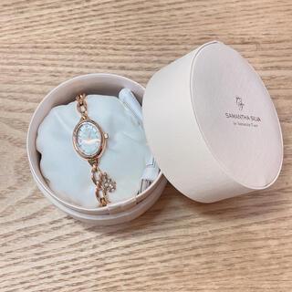 【美品】SAMANTHASILVA SamanthaTiara 腕時計 板野友美
