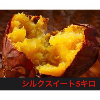 シルクスイート5キロ(鹿児島県産)即購入ok(野菜)