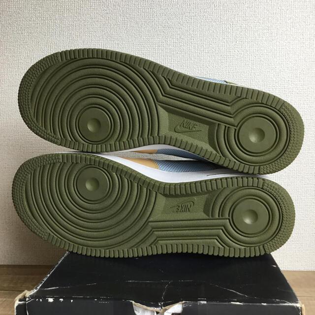 NIKE(ナイキ)の新品未使用 Bobitto Garcia NIKE AIR FORCE 1 メンズの靴/シューズ(スニーカー)の商品写真