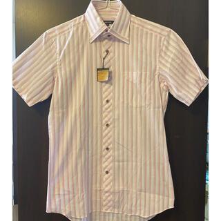 コムサメン(COMME CA MEN)の新品 コムサ メン メンズ 半袖シャツ Sサイズ(シャツ)