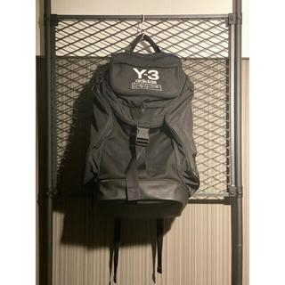 ワイスリー(Y-3)の◼️Y-3 travel backpack 19AW ★パックパック⭐︎リュック(バッグパック/リュック)