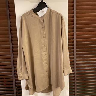 ViS - 新品 VIS ロングシャツ ブラウス