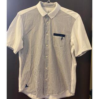 グラニフ(Design Tshirts Store graniph)のグラニフ ビューティフルシャドー 半袖シャツ Mサイズ(シャツ)