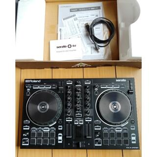 ROLAND DJ-202 + Serato DJ Pro(DJコントローラー)