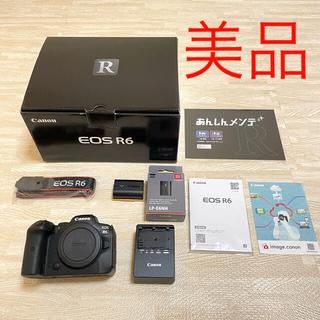 Canon - Canon EOS R6 一眼レフ カメラ デジタルカメラ