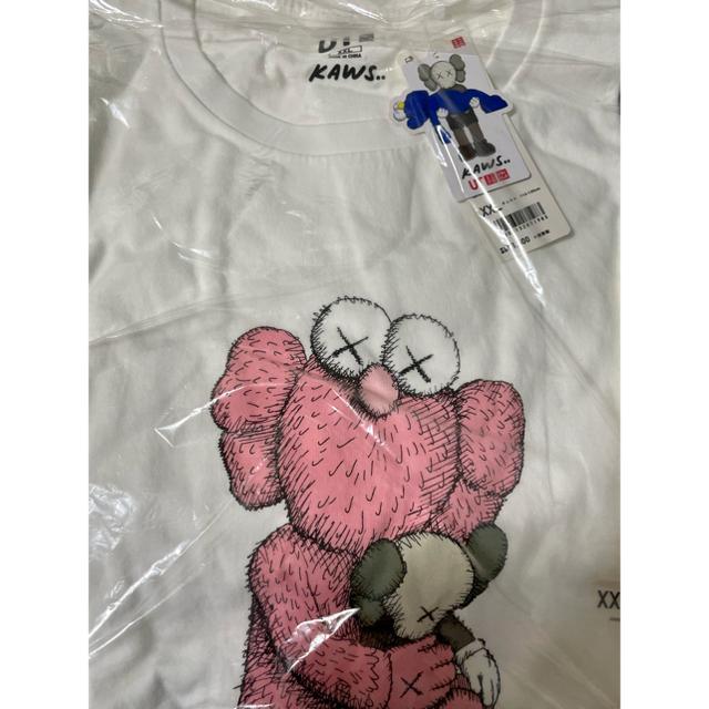 UNIQLO(ユニクロ)のXXLサイズ KAWS UNIQLO UT カウズ サマー メンズのトップス(Tシャツ/カットソー(半袖/袖なし))の商品写真