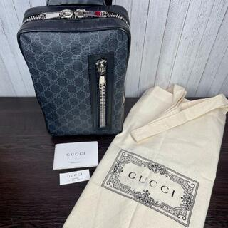 Gucci - GUCCI / グッチ ボディバッグ ソフト GGスプリーム ベルトバッグ