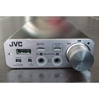 Victor - JVC SU-AX01 5点セット VictorポタアンACアダプタ光ケーブル