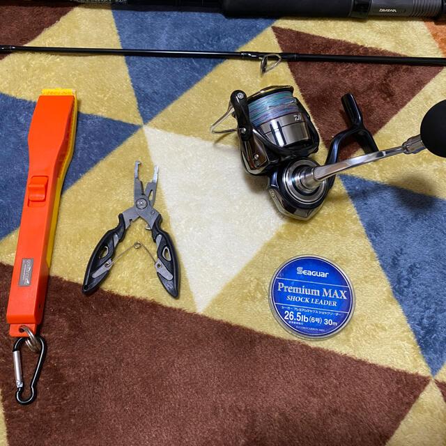 DAIWA(ダイワ)のショアスパルタン セルテート  スポーツ/アウトドアのフィッシング(ロッド)の商品写真