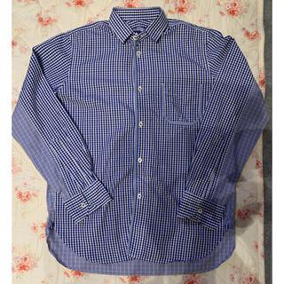 ジュンヤワタナベコムデギャルソン(JUNYA WATANABE COMME des GARCONS)の(美品)ジュンヤワタナベコムデギャルソンマン チェックシャツ(シャツ)