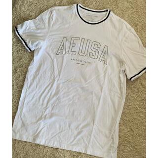 American Eagle - アメリカンイーグル ☆ ロゴTシャツ
