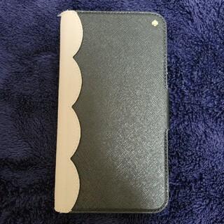 ケイトスペードニューヨーク(kate spade new york)のケイト・スペード kate spade iPhone XR手帳型ケース(iPhoneケース)