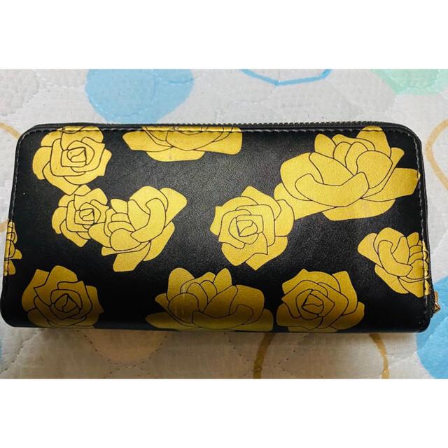 PAUL & JOE(ポールアンドジョー)のCOCO Camellia財布 レディースのファッション小物(財布)の商品写真
