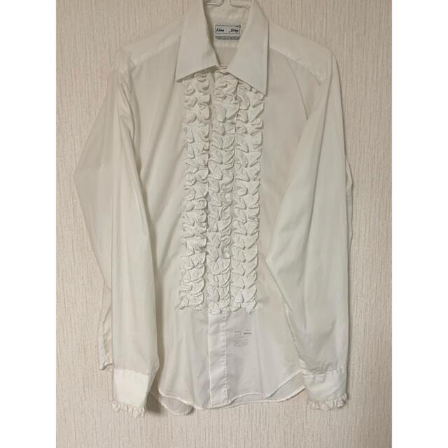 COMME des GARCONS(コムデギャルソン)のVINTAGE フリルシャツ 70s メンズのトップス(シャツ)の商品写真