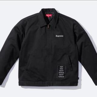 Supreme - supreme the crow work jacket XL