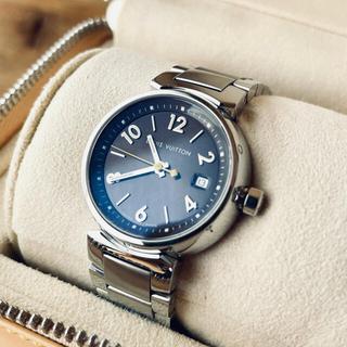 LOUIS VUITTON - 美品! ルイ・ヴィトン タンブール レディース 腕時計