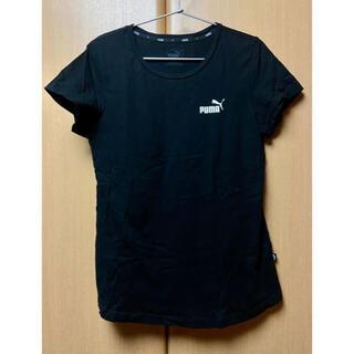 プーマ(PUMA)の美品 PUMA レディースTシャツ(Tシャツ(半袖/袖なし))
