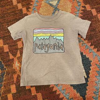 パタゴニア(patagonia)のPatagoniaキッズTシャツ 5T(Tシャツ/カットソー)