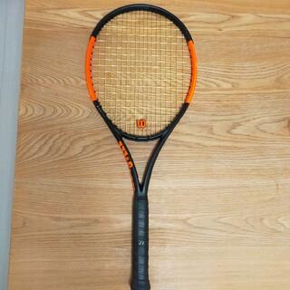 wilson - ウイルソン 硬式 テニスラケット バーン100LS BURN