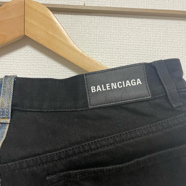 Balenciaga(バレンシアガ)のBALENCIAGA デニムパンツ19AW メンズのパンツ(デニム/ジーンズ)の商品写真