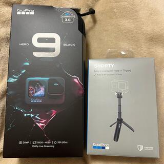 GoPro - 【実使用無し】GoPro HERO9 BLACK CHDHX-901-FW