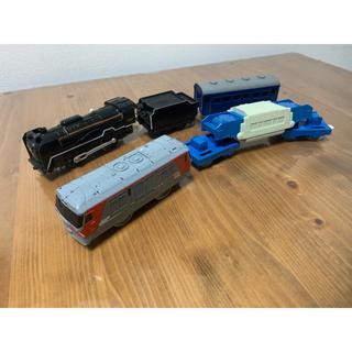 タカラトミー(Takara Tomy)のプラレール DF200&D51セット(電車のおもちゃ/車)