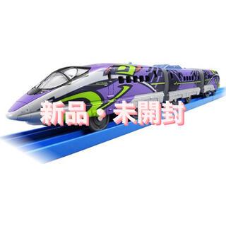 タカラトミー(Takara Tomy)のプラレール ライト付500 TYPE EVA エヴァンゲリオン 新幹線 コラボ(電車のおもちゃ/車)