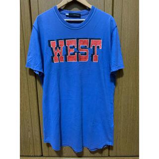 ディースクエアード(DSQUARED2)のディースクエアード DSQUARED2 Tシャツ WEST(Tシャツ/カットソー(半袖/袖なし))