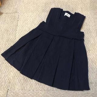 サンローラン(Saint Laurent)の美品⭐️イヴサンローラン ニットプリーツワンピース(ドレス/フォーマル)