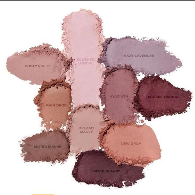 Sephora(セフォラ)のKKW BEAUTY MATT MAUVE アイシャドウパレット コスメ/美容のベースメイク/化粧品(アイシャドウ)の商品写真