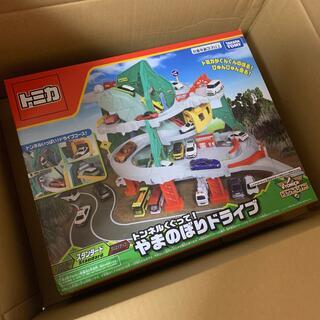 タカラトミー(Takara Tomy)のトンネルくぐって!やまのぼりドライブ(電車のおもちゃ/車)