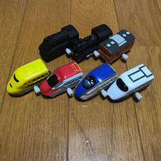 タカラトミー(Takara Tomy)のカプセル プラレール トーマス カププラ カプセルプラレールトーマス 新幹線(電車のおもちゃ/車)