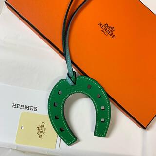 Hermes - ✨激レア✨生産終了品✨エルメス 馬蹄チャーム パドック リバーシブル 未使用品