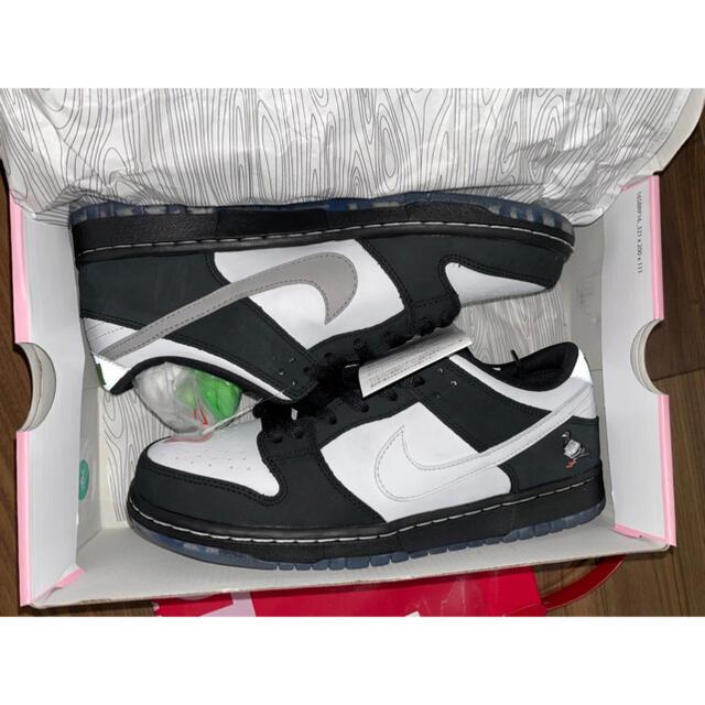 NIKE(ナイキ)のNIKE SB DUNK low Stapoe Panda Pigeon メンズの靴/シューズ(スニーカー)の商品写真