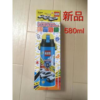 Takara Tomy - 【新品】トミカ 水筒 580ml  青 スケーター 男の子 パトカー 車