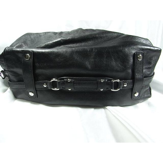 COACH(コーチ)の●正規品未使用タグ付きコーチレザー2WAY ハンド&ショルダーF15447 レディースのバッグ(ショルダーバッグ)の商品写真