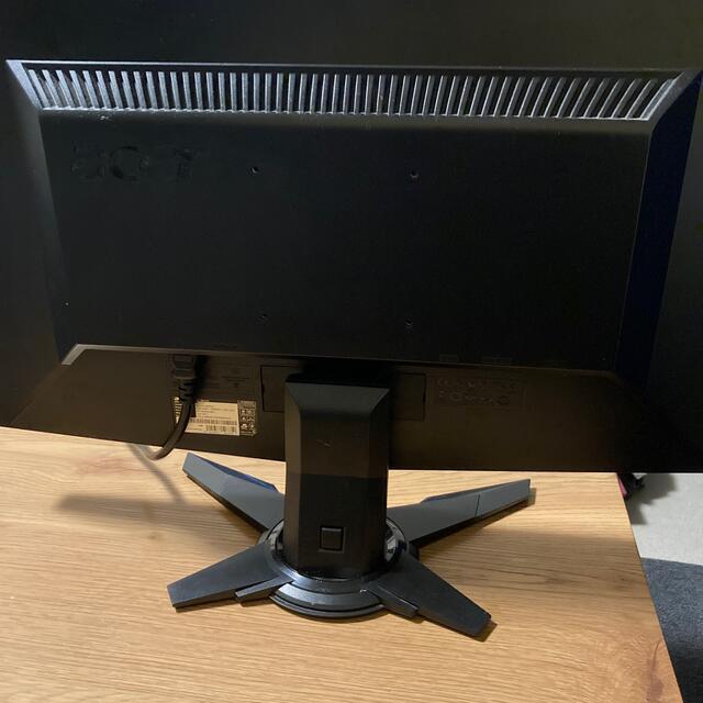 Acer(エイサー)のAcer G245Hbmd 24インチ FullHDモニター スマホ/家電/カメラのPC/タブレット(ディスプレイ)の商品写真