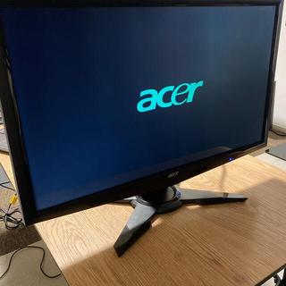 Acer - Acer G245Hbmd 24インチ FullHDモニター